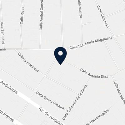 Mapa-Clinica-Dentimagen-DosHermanas